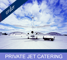 Private Jet Catering by Absolute Taste