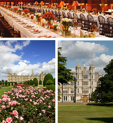 Burghley House Events