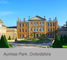 Aynhoe Park, Oxfordshire