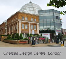 Chelsea Design Centre, London