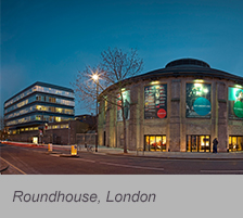 Roundhouse, Camden