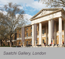 Saatchi Gallery, London