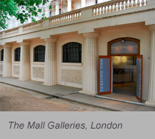 The Mall Galleries, London