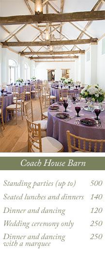 Coach House Barn, Dorney Court